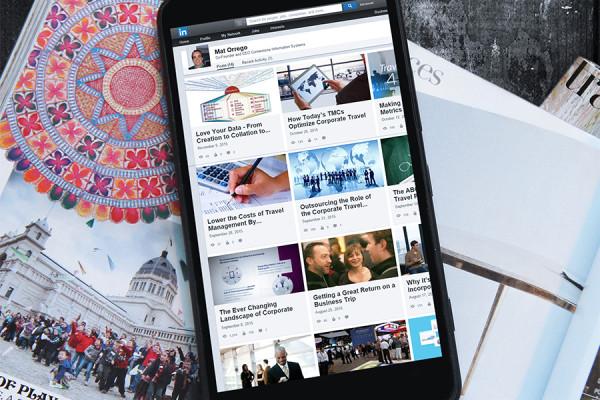 Executive Branding – Social Media