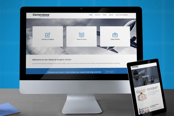 Thought Leadership Website Design & Management