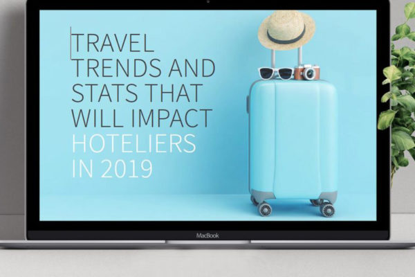 FREE EBOOK: Travel Trends & Stats That Will Impact Hoteliers in 2019
